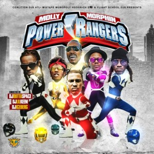 Molly Morphin Power Rangers