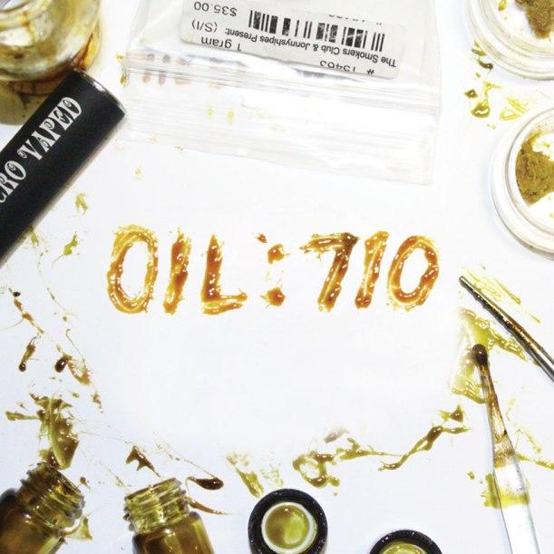 Oil: 710