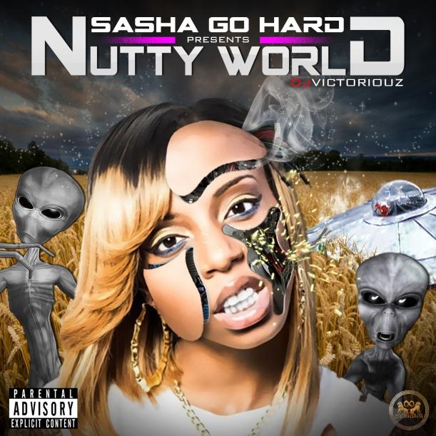 Sasha Go Hard Bluntd