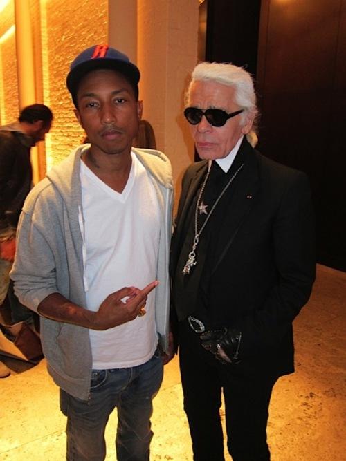 KArl Pharrell