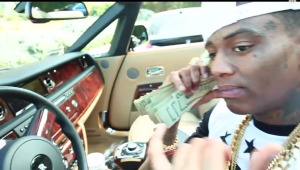 Soulja Boy Hurricane Video Screenshot