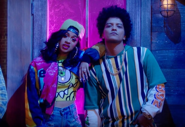 bruno-mars-cardi-b-finesse-video